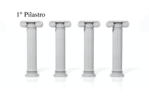 1° Pilastro