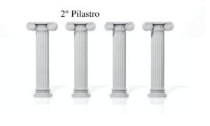 2° Pilastro
